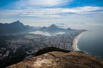 Vidigal (Rio de Janeiro) van Kaj Hendriks