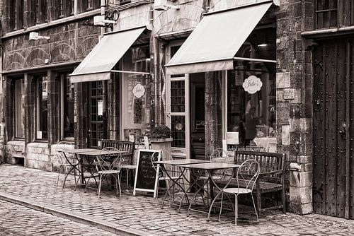Bakkerij/restaurant in Gent