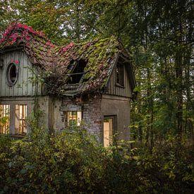 Hexenhaus am Abend von Jürgen Schmittdiel Photography