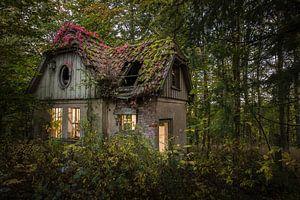 la maison de la sorcière le soir sur Jürgen Schmittdiel Photography