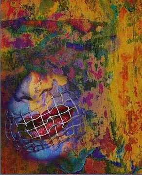 Chained energy1 PopArt von Michael Detter