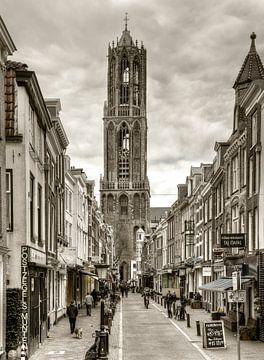 Utrecht Dom City von Rene Jacobs