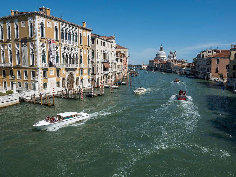 Grote kanaal Venetie von Raymond Schrave
