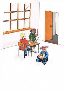 Klaslokaal sur Sasha Butter-van Grootveld