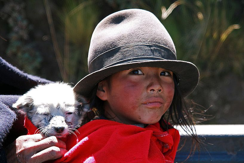 indiaantje van Antwan Janssen