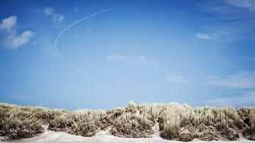 Norderney - Dünen und Himmel von Alexander Voss
