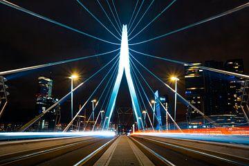Straße nach Rotterdam von Hanno de Vries