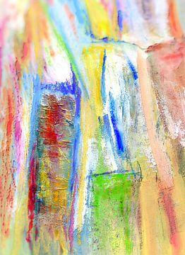 Abstrakt Art 1 vari 11 von Claudia Gründler