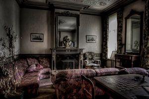 Villa Josephine (Urbex) van Eus Driessen
