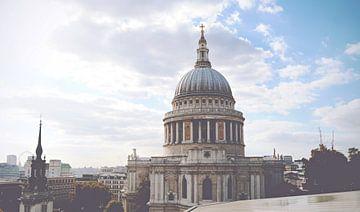 Cathédrale Saint-Paul, Londres, Angleterre sur Daphne Groeneveld