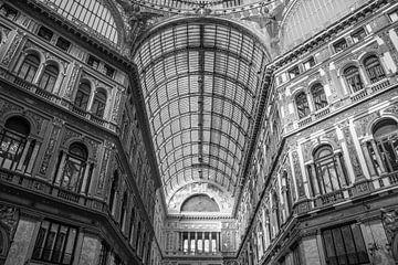Naples - Galleria Umberto sur Bianca Boogerd
