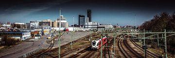 Treinstation Leeuwarden sur Harrie Muis