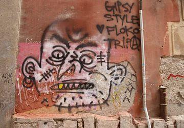 Gipsy style portrait