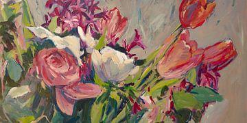 Blumenstrauß von Nop Briex