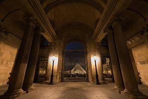 Het Louvre Museum in Parijs