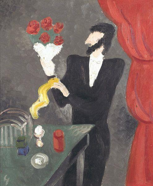 Mikuláš Galanda~Magier. von finemasterpiece