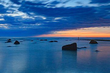 golfbreker langs de Nederlandse kust van gaps photography