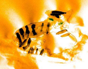tiger  van M.A. Ziehr