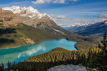 Peyto Lake, Kanada von Adelheid Smitt