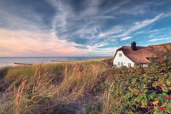Haus am Meer (Ahrenshoop / Darß) van Dirk Wiemer