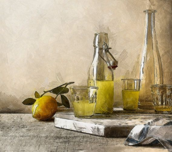 Limoncello van Michel Derksen