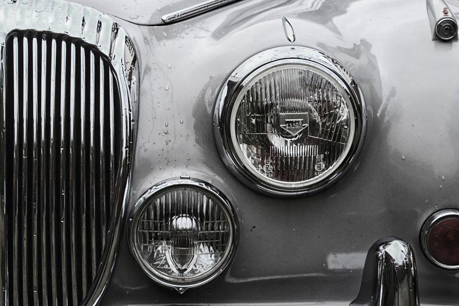 the front of the Mark II van Yvonne Blokland