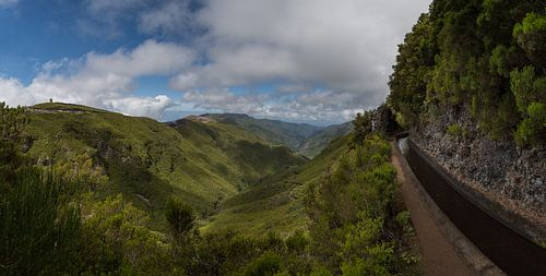Levada's van Madeira van Hans Kool