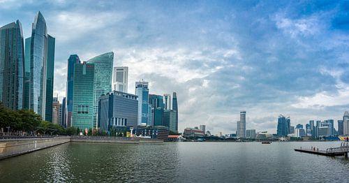 Singapore aan het water