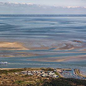 Côté nord-est de Vlieland  sur Roel Ovinge