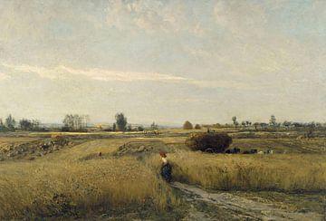 Die Ernte, Charles-François Daubigny