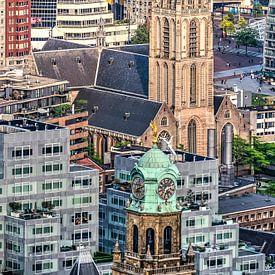 Rotterdam, collection des repères sur Frans Blok