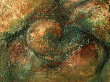 Bauchgesicht von Anita Snik-Broeken