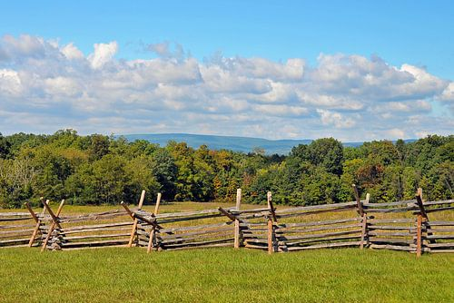 Gettysburg Barricade van