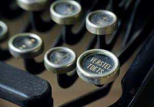 royal typemachine van