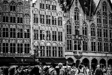 Bruges - Appeler sur Maurice Weststrate