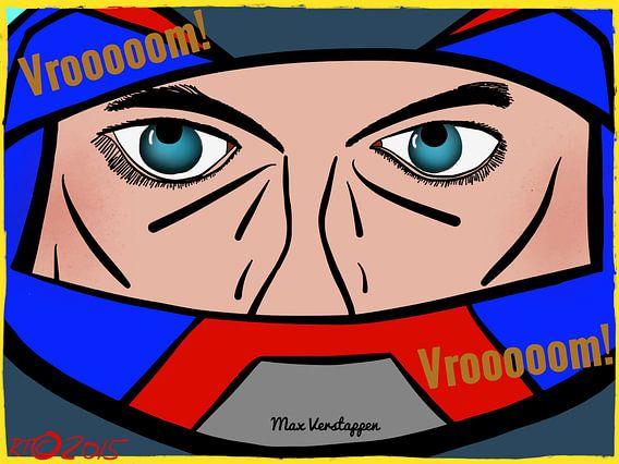 Max Verstappen, maximum speed, minimum age
