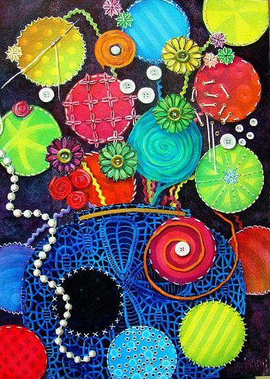 Handwerkje van Janny Heinsman