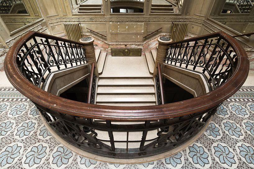 Neoklassizistische Treppe von Kristof Ven