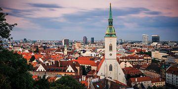 Bratislava Skyline / St. Martin's Cathedral sur Alexander Voss