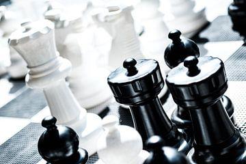Schachfiguren von Eddy Westdijk