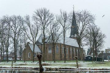 Hervormde kerk Zevenhuizen van Marco de Graaff