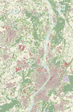 Kaart vanVenlo