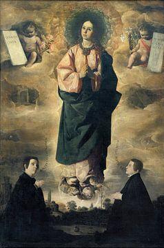 Unbefleckte Empfängnis, Francisco de Zurbarán