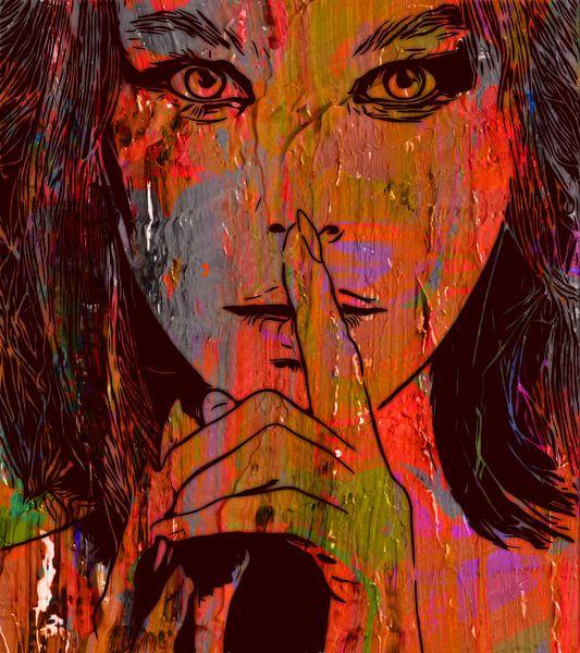 Shh... van The Art Kroep