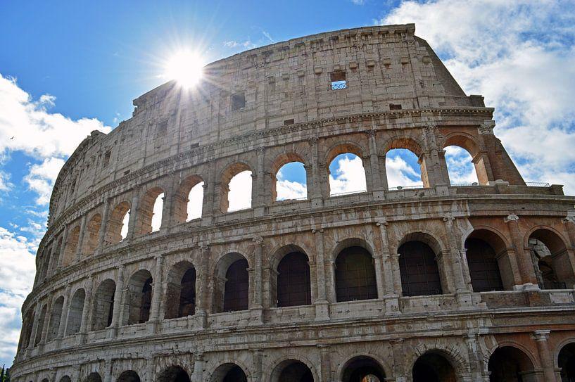 Colosseum in alle glorie  van Jeroen van Rooijen