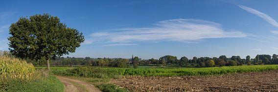 Limburgs landschap nabij Noorbeek van Teun Ruijters