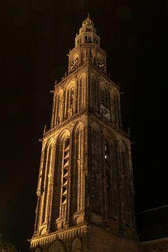 Martinitoren, Groningen. von Anita Lammersma