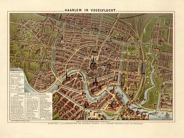 Haarlem im Vogelfeuer - 1906