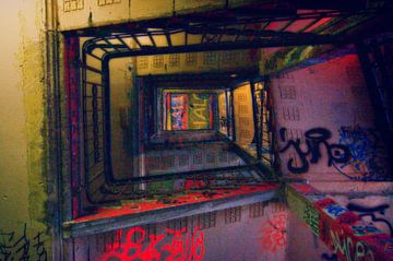 Berlin Grafitti van Hans Grimm