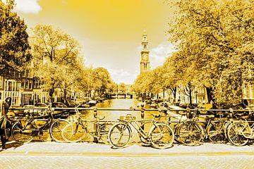 Gouden Amsterdam van Hendrik-Jan Kornelis